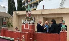 Регионы России готовы продолжать проект «Крым в миниатюре на ладони» и «Россия в миниатюре» в новом формате