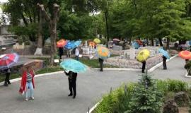 Отныне дождь не помешает прогулкам посетителей Бахчисарайского парка «Крым в миниатюре на ладони»