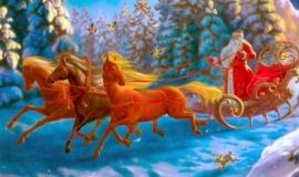 18 ноября не забудьте поздравить с Днем рождения Деда Мороза