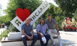 В рамках путешествия «Крымская кругосветка» запланировано три морские и пять сухопутных этапов