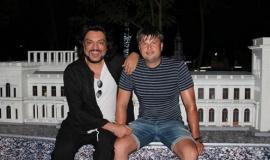 Киркоров посетил парк миниатюр